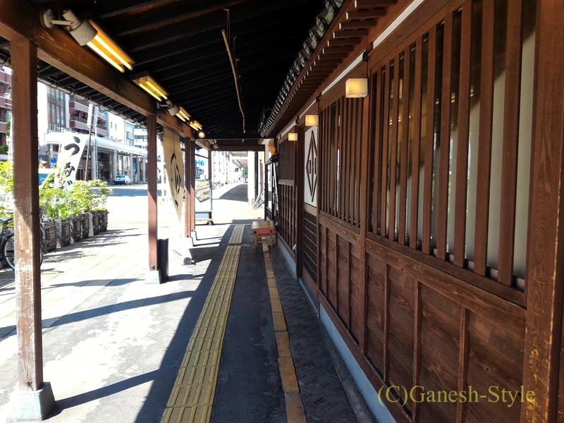 新潟県長岡にある有名なへぎそばの店長岡小嶋屋殿町本店
