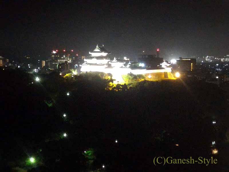 和歌山城のすぐ脇にあるダイワロイネットホテル和歌山