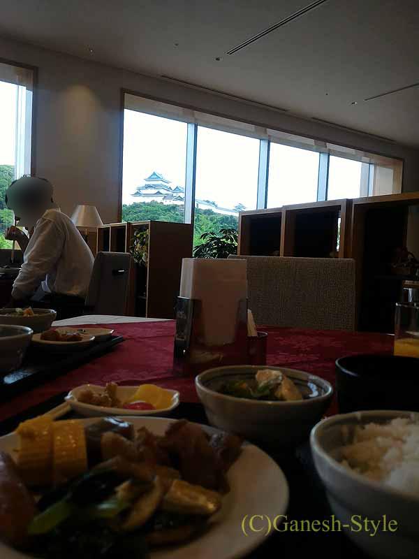 ダイワロイネットホテル和歌山の朝食