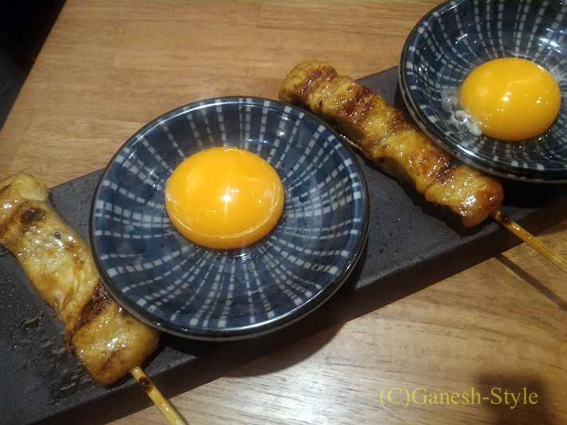 東京・大塚にあるうなぎ料理居酒屋「大塚 う福」の焼き鳥