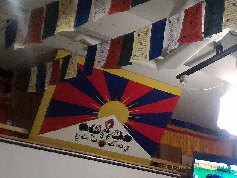 東京でも珍しいチベット料理レストラン、タシデレ